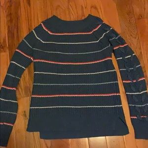Blue sweater 14 year old girl size